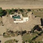 Justin Morneau's House (Birds Eye)
