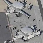 E-2C Hawkeyes & C-2 Greyhounds (Bing Maps)
