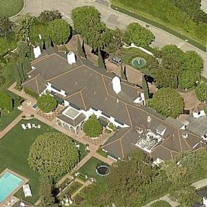 Jimmy Iovine's House (Birds Eye)