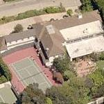 Mel Gibson's House (former) (Birds Eye)