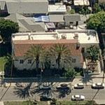 Angeles Mesa Branch Library (Birds Eye)