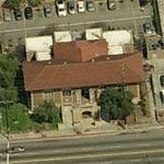 Cahuenga Branch (Birds Eye)