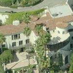 Mike D & Tamra Davis' House (former) (Birds Eye)