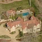 Gaylon Lawrence's house (Birds Eye)