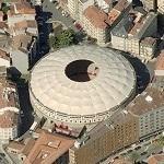 Plaza de Toros de Pontevedra (Bing Maps)