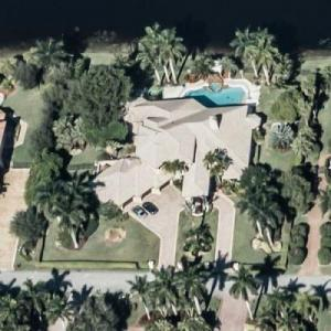 Alfonso Soriano's House (former) (Birds Eye)