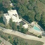Alex Trebek's House (former) (Birds Eye)