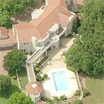 Drayton McLane's house (Birds Eye)