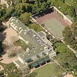 Samuel Goldwyn, Jr.'s House (Birds Eye)