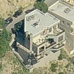JC Chasez's House (Birds Eye)