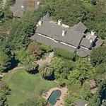 George Lucas' house (Birds Eye)