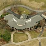 Valhalla Golf Club (Birds Eye)