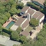 Christina Sinatra's house (former) (Birds Eye)
