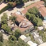 Tyra Banks' House (Birds Eye)