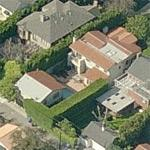 Julianna Margulies's house (Birds Eye)