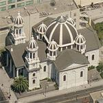 Cathedral Basilica of St. Joseph (Birds Eye)