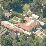 Villa Montalvo (Birds Eye)