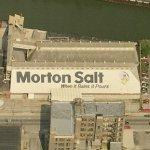 Morton Salt Factory