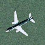 US Airways departhing from PHL (Bing Maps)