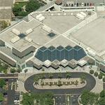 Santa Clara Convention Center (Birds Eye)