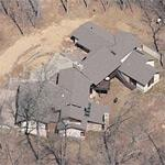 Paul Krugman's house (Birds Eye)