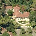 David Hitz's house (Birds Eye)