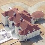 Creflo Dollar's House (Birds Eye)