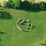 Stonehenge replica (Birds Eye)