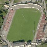 Fredrikstad stadion (Old stadium) (Birds Eye)