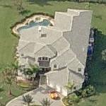 Chad Ochocinco's House