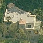 Halle Berry's House (former) (Birds Eye)