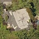 Juliet Prowse's House (former) (Birds Eye)