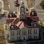 Weatherford Courthouse (Birds Eye)