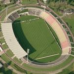 Stade de la Vallée du Cher (Birds Eye)