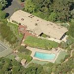 Roger Kornberg's house (Birds Eye)