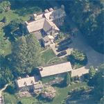 Larry Brown's house (former) (Birds Eye)