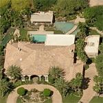 Vinny Del Negro's house (Birds Eye)