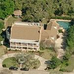 Byron Scott's house (Birds Eye)