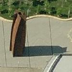 'Connector' by Richard Serra