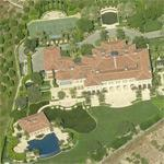 Paul Merage's House (Birds Eye)