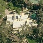 Josh Groban's House (Birds Eye)