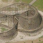 Beech Bend Amusement Park (Birds Eye)
