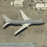 Boeing KC-767 (Air Refueling Aircraft) (Birds Eye)