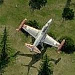 Canadair CT-133 Silver Star (Birds Eye)