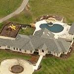 Bonzi Wells' House (Birds Eye)