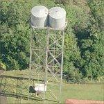 Double Tank Water Tower (Birds Eye)