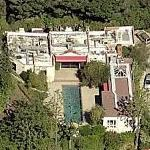 David Niven, Jr.'s House (former) (Birds Eye)