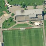 Kurtekotten - Training facility of Bayer Leverkusen (Birds Eye)