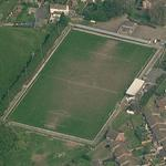 Alwyns Lane Football Ground (Birds Eye)