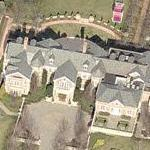John H. Klein's Mega Mansion (Birds Eye)
